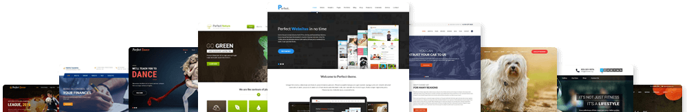 A Collection Of Free Responsive WordPress Themes
