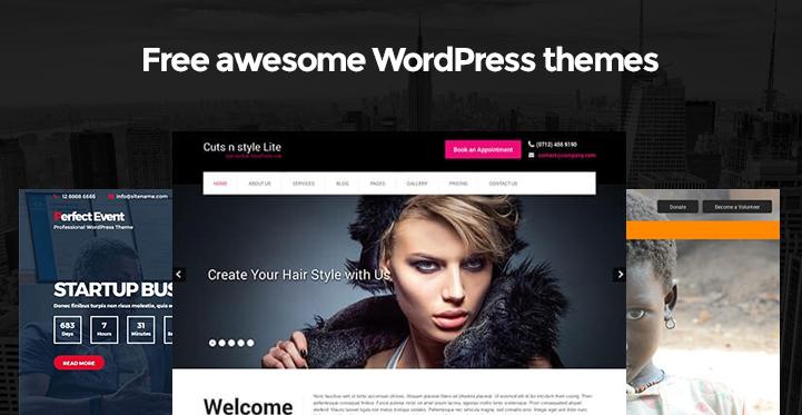 free-awesome-wordpress-themes