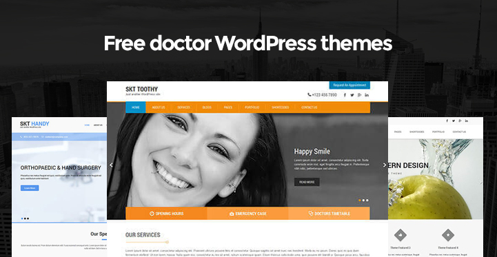 free-doctor-wordpress-themes