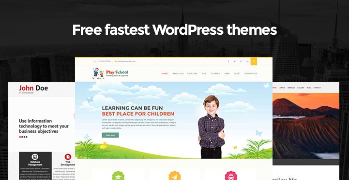 free-fastest-wordpress-themes