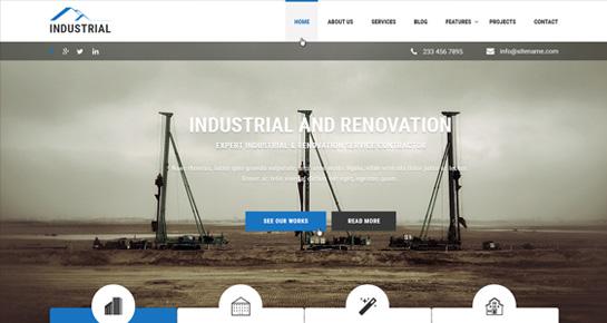 industrial-renovation-wordpress-theme