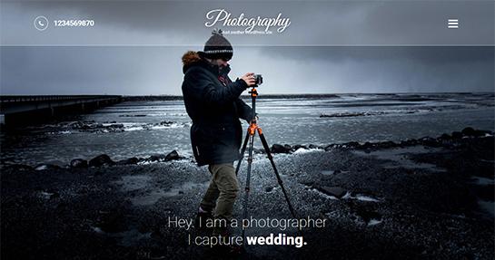 perfect-photography WordPress Theme