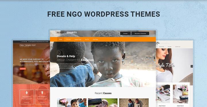 free-NGO-WordPress-themes