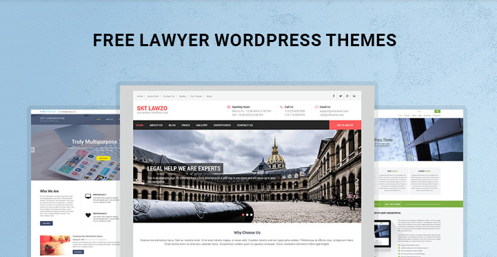 free lawyer wordpress themes for law firm websites themes21