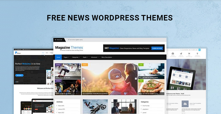 free-news-WordPress-themes--banner