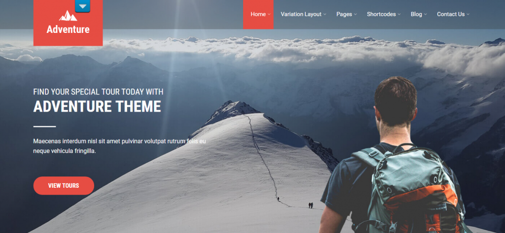 free sports WordPress theme