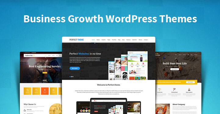 Business Growth WordPress Themes