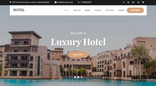 ele luxury hotel