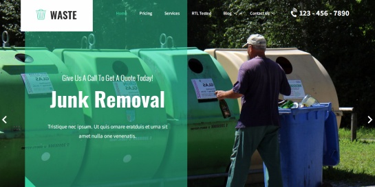 Junk Removal new
