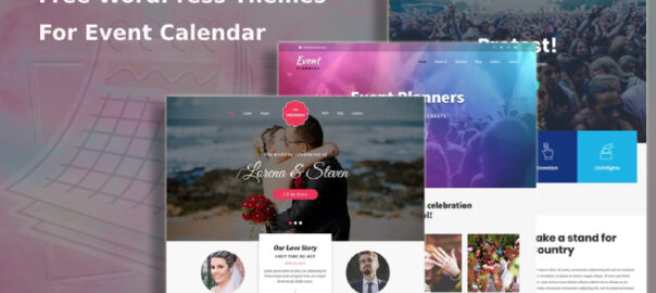 Free WordPress Themes For Event Calendar